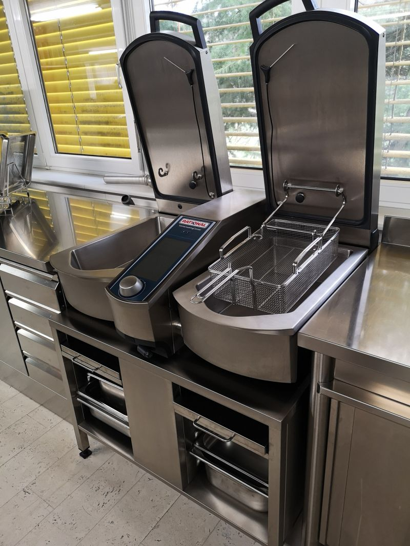 Rational VarioCookingCenter 112T, A9, CHF 7'890.00